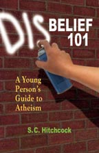 Disbelief 101, by S.C. Hitchcock  cover graphic